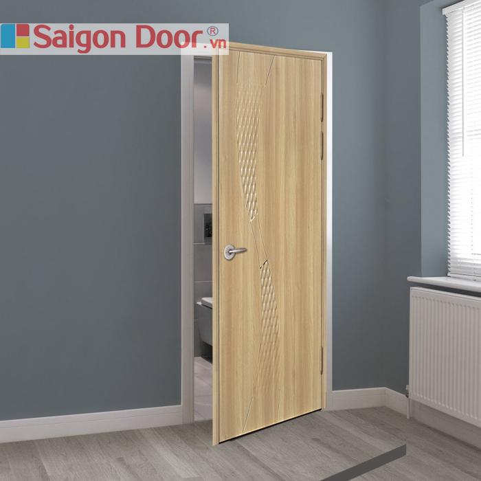 Thi công báo giá cửa phòng tắm Quận 3 HCM tại SaiGonDoor chất lượng, giá rẻ