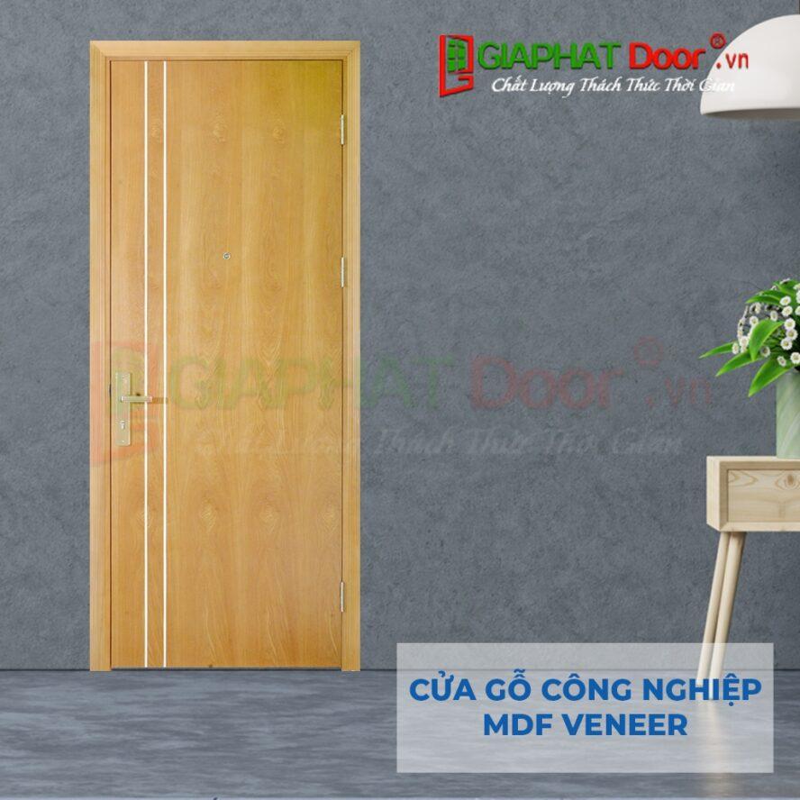 Cửa gỗ công nghiệp được bán tại TPHCM